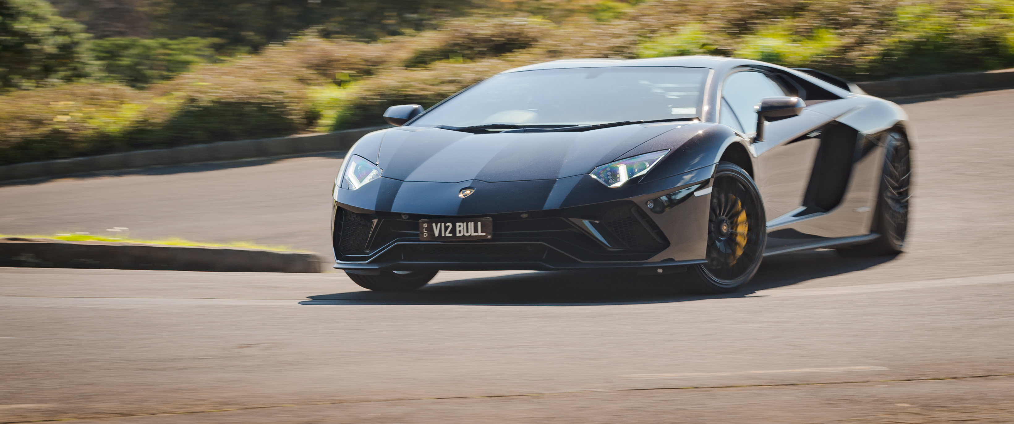 Lamborghini S 600k Aventador S Lands In New Zealand Nz Herald