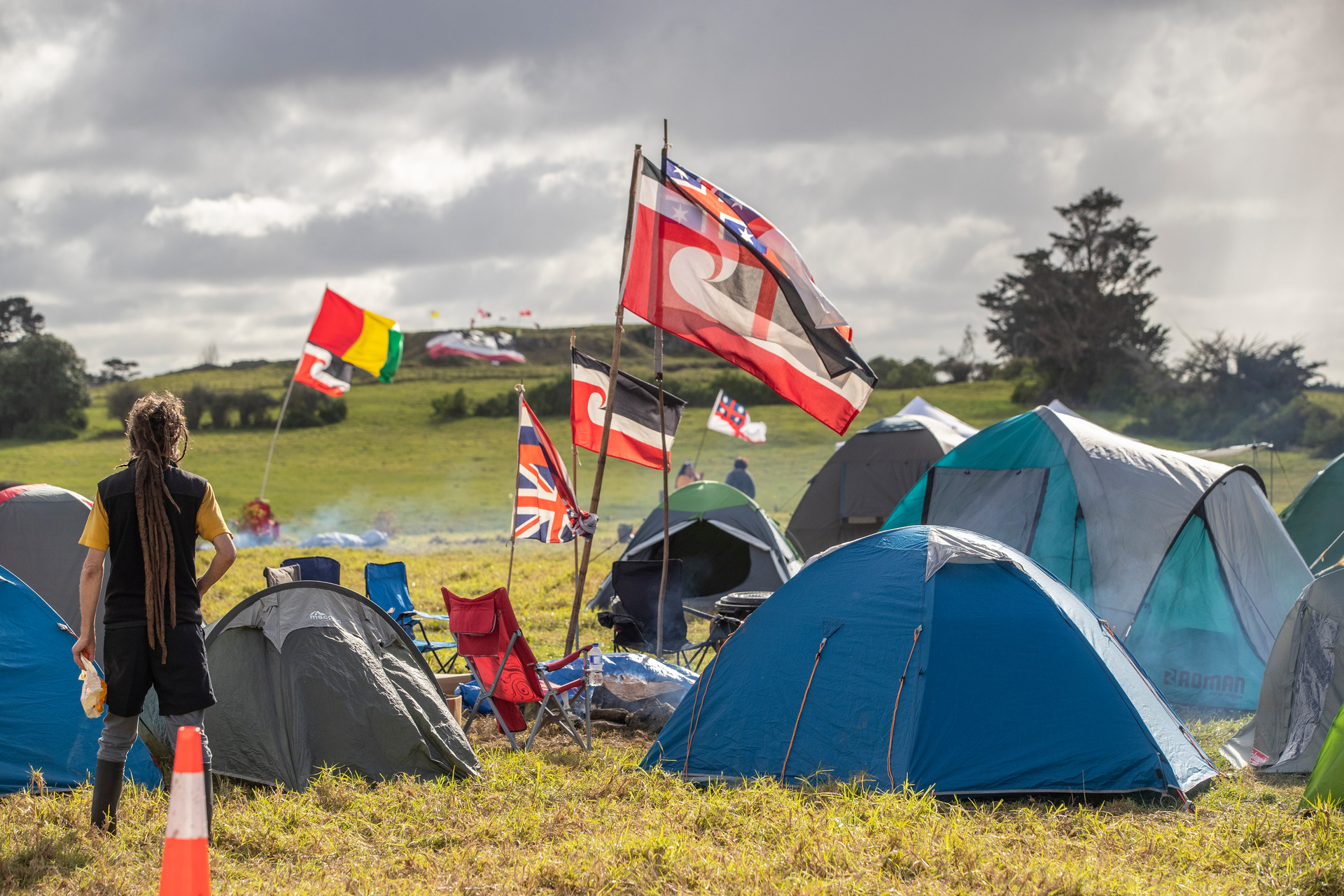 Mana whenua reach decision on Ihumātao land