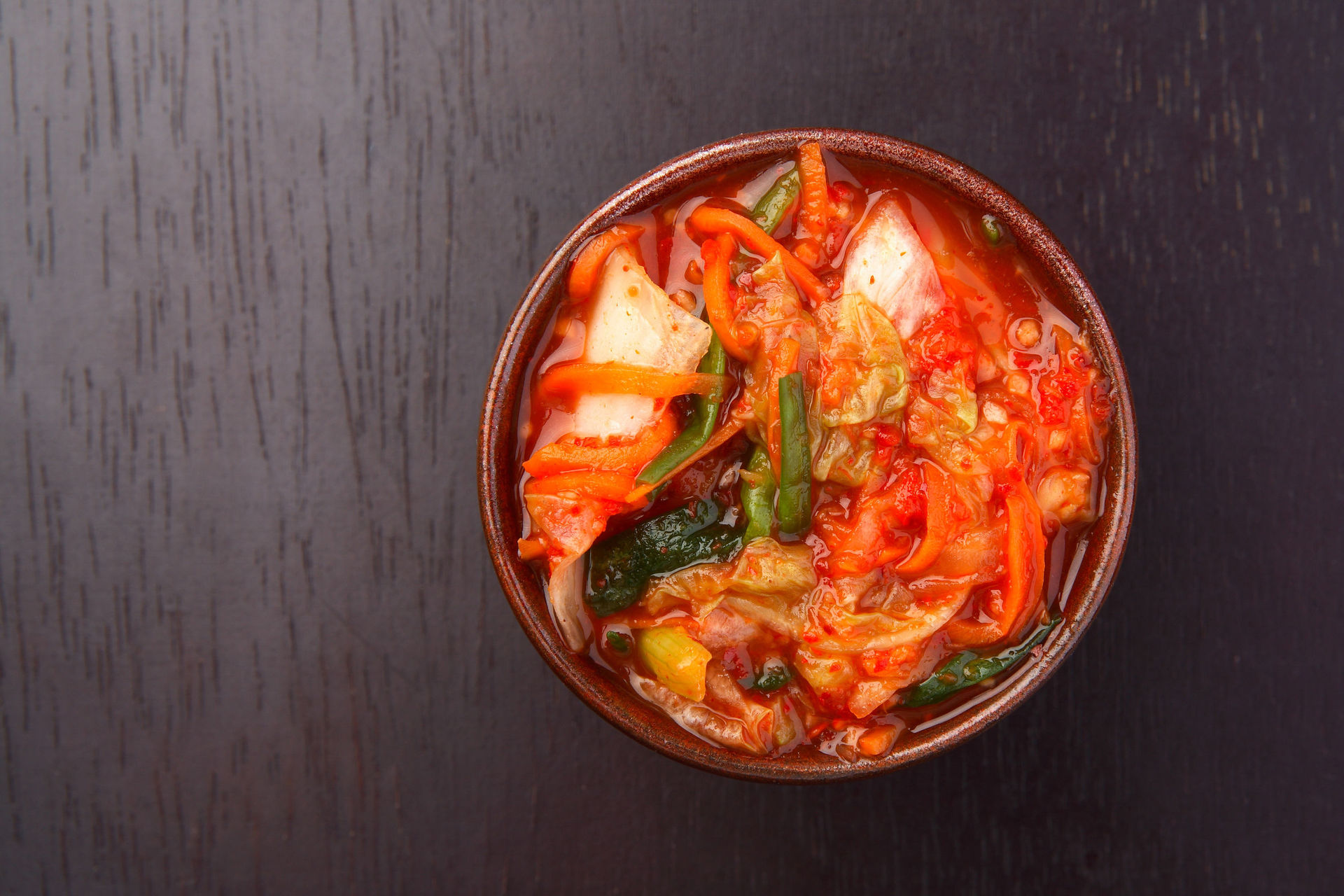 New study finds kimchi could 'reverse baldness'