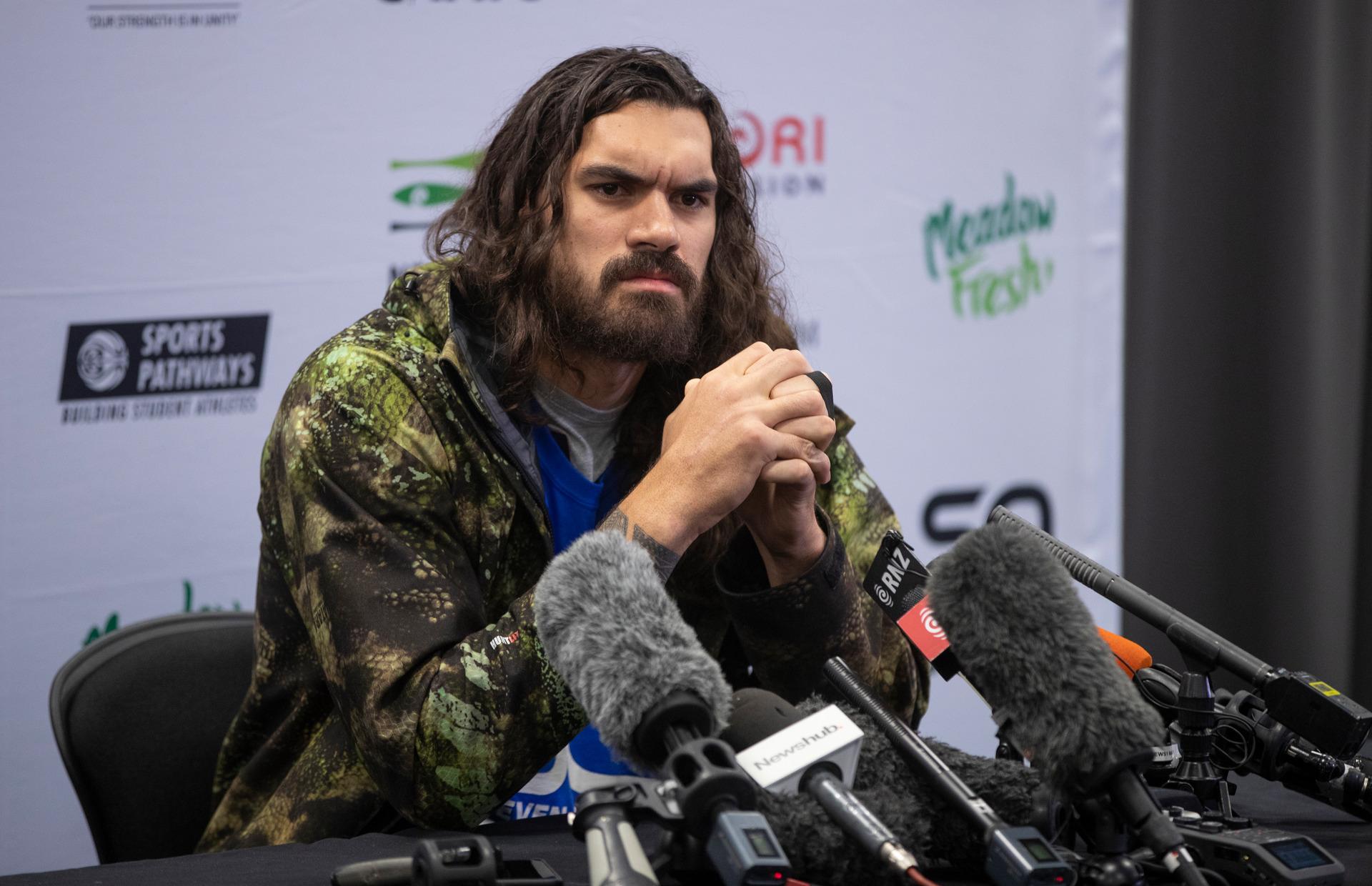 New Zealand basketball boss 'frustrated' by Steven Adams snub