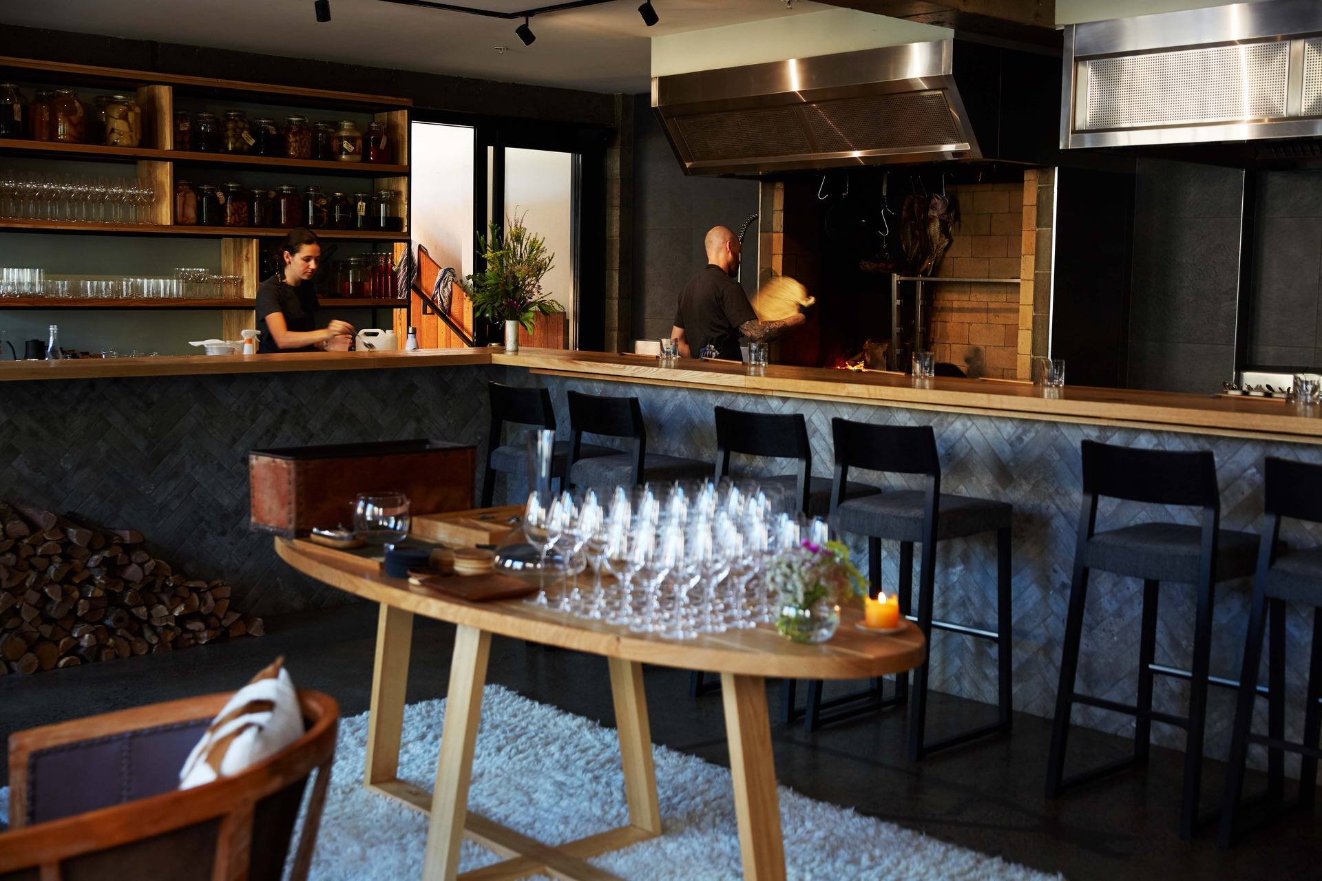Awesome Pasture A Restaurant Without Tables Named As Aucklands Download Free Architecture Designs Licukmadebymaigaardcom