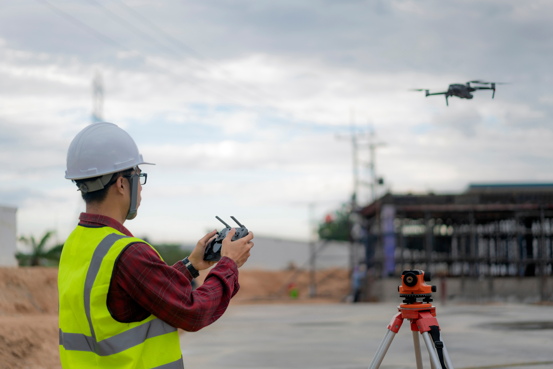 How drones could transform cities
